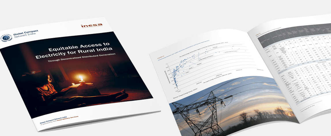 Annual Report Design on Equitable Access to Electricity for Rural India