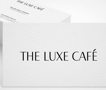 The Luxe Cafe